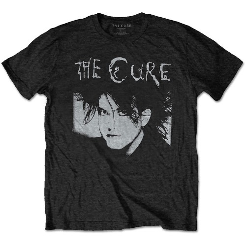 Tricou The Cure Robert Illustration