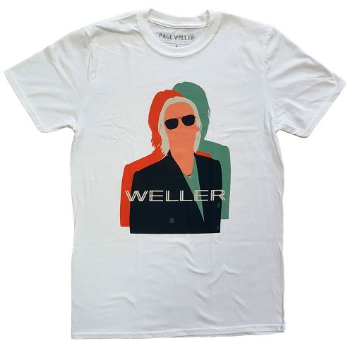 Tricou Paul WellerI llustration Offset