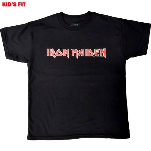 Tricou Copil Iron Maiden Logo