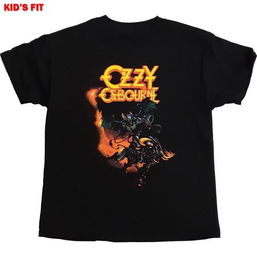 Tricou Copil Ozzy Osbourne Demon Bull