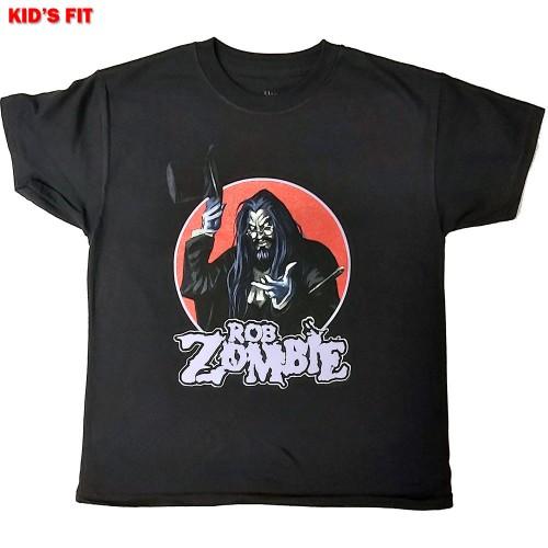 Tricou Copil Rob Zombie Magician