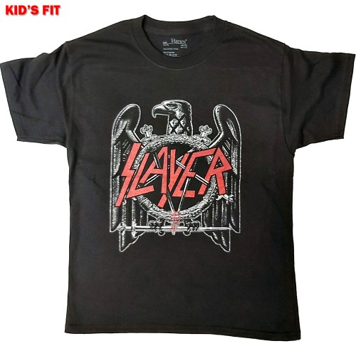 Tricou Copil Slayer Black Eagle