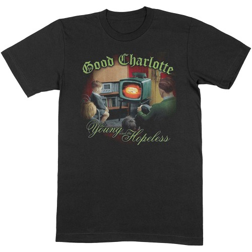 Tricou Good Charlotte Young & Hopeless