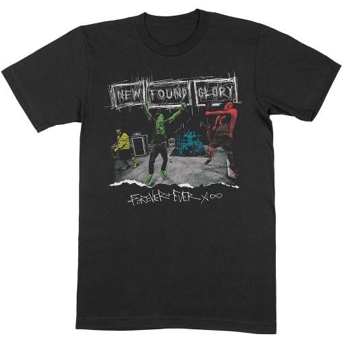 Tricou New Found Glory Stagefreight