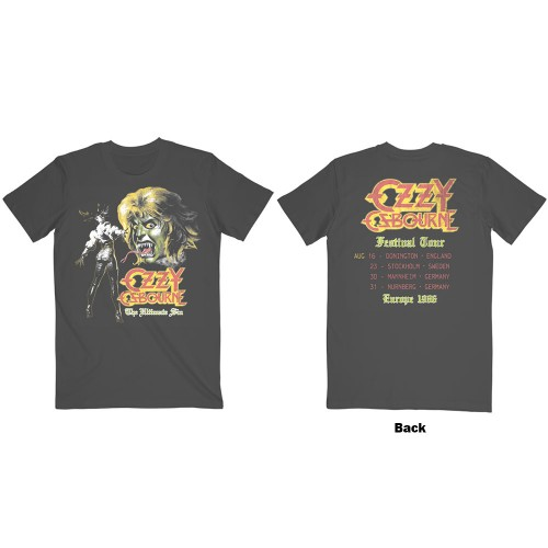 Tricou Ozzy Osbourne Ultimate Remix