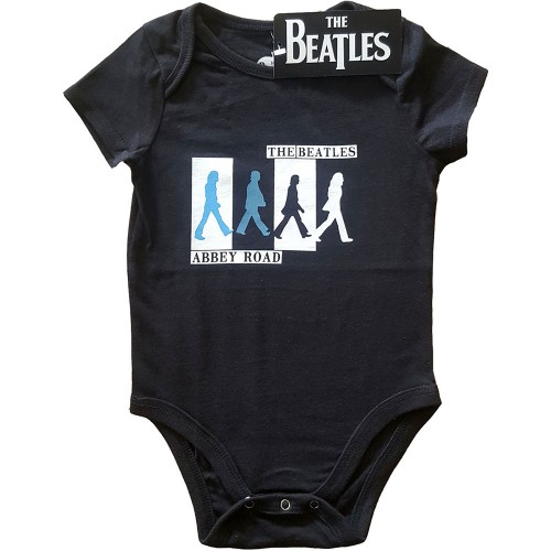Body Bebelus The Beatles Abbey Road Colours Crossing