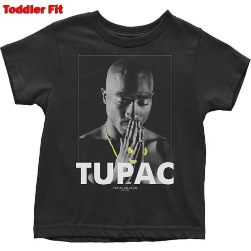 Tricou Copil Tupac Praying