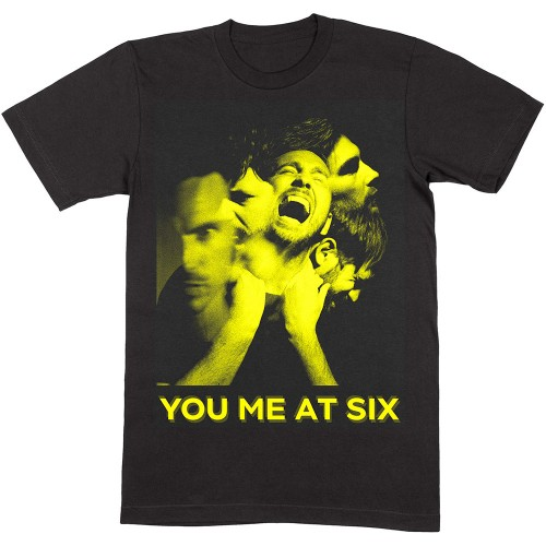 Tricou You Me At Six Suckapunch Photo