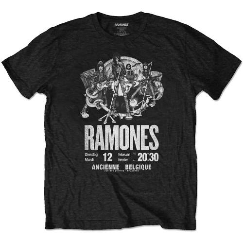 Tricou Eco Ramones Belgique