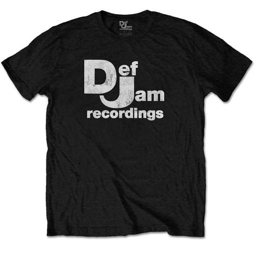 Tricou Def Jam Recordings Classic Logo