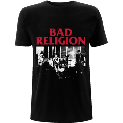 Tricou Bad Religion Live 1980