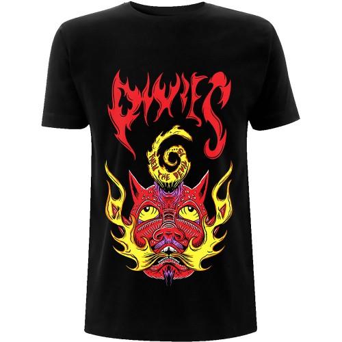 Tricou Pixies Devil Is