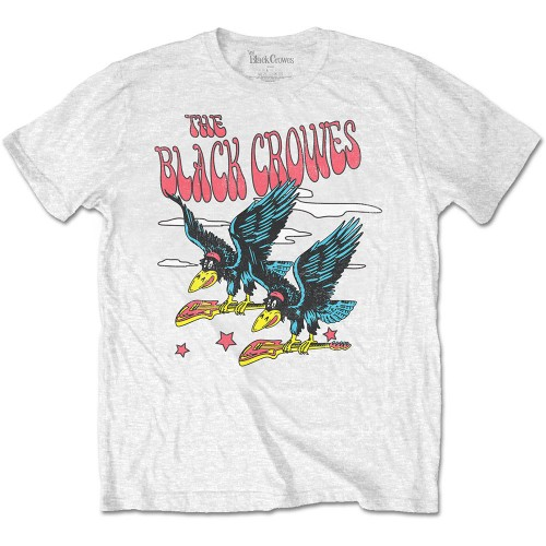 Tricou The Black Crowes Flying Crowes