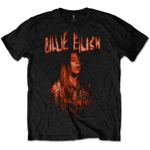 Tricou Billie Eilish Spooky Logo