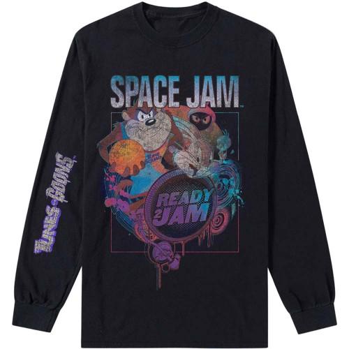 Tricou Maneca Lunga Space Jam 2: Ready 2 Jam