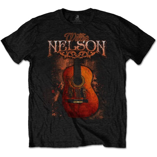Tricou Willie Nelson Trigger