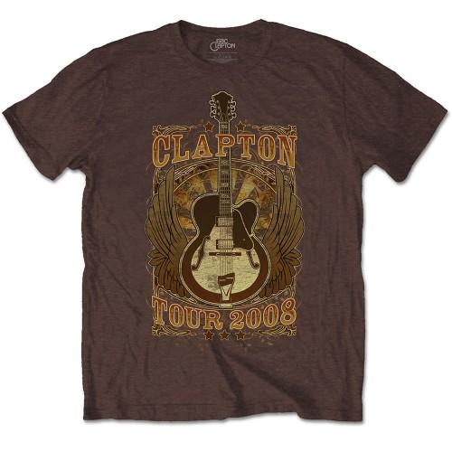 Tricou Eric Clapton Tour 2008