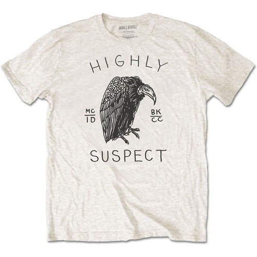 Tricou Highly Suspect Vulture