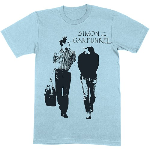 Tricou Simon & Garfunkel Walking