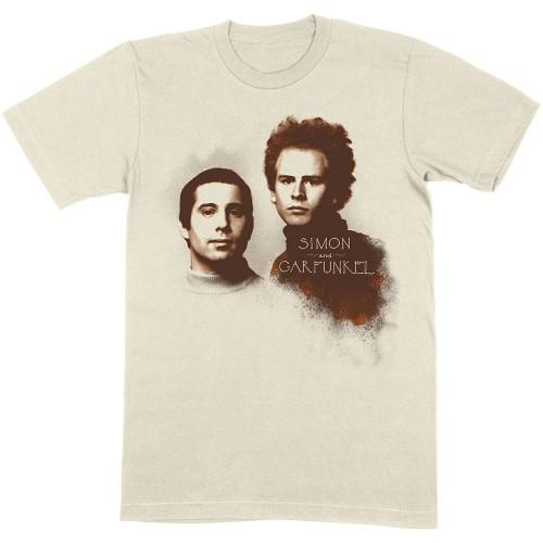 Tricou Simon & Garfunkel Faces