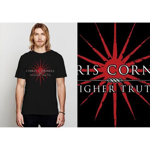 Tricou Chris Cornell Higher Truth