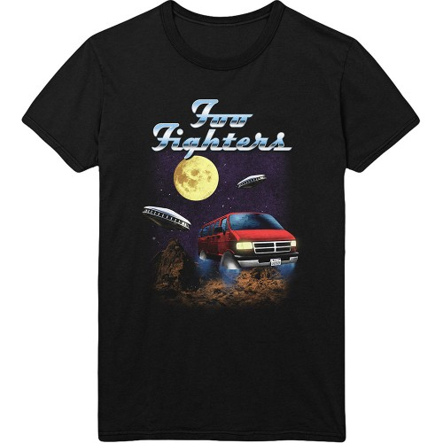 Tricou Foo Fighters Van Tour