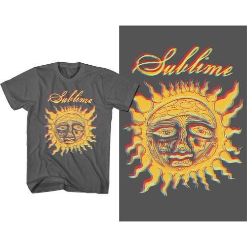 Tricou Sublime Yellow Sun