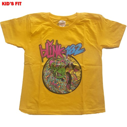 Tricou Copil Blink-182 Overboard Event