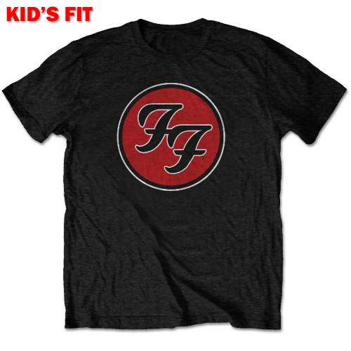 Tricou Copil Foo Fighters FF Logo