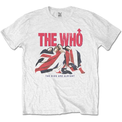 Tricou The Who Kids Are Alright Vintage