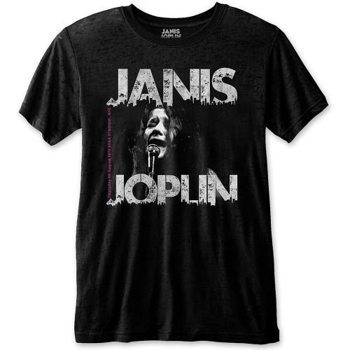 Tricou Eco Janis Joplin Shea '70