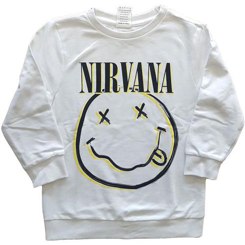 Bluza Copil Nirvana Inverse Smiley