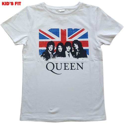 Tricou Copil Queen Vintage Union Jack