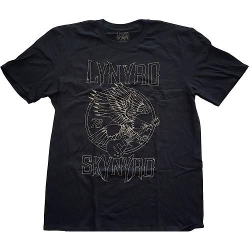 Tricou Lynyrd Skynyrd '73 Eagle Guitar