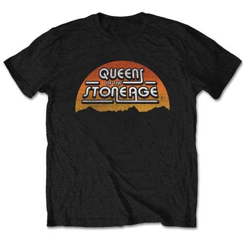 Tricou Queen s Of The Stone AgeSunrise