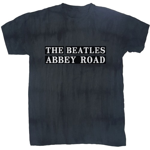 Tricou The Beatles Abbey Road Sign