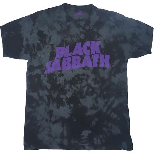 Tricou Black Sabbath Wavy Logo