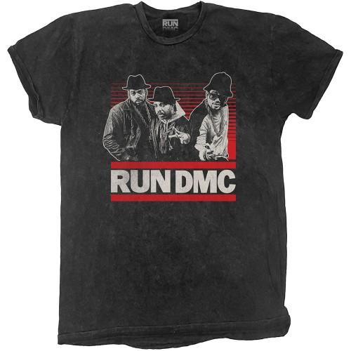 Tricou Run DMC Gradient Bars