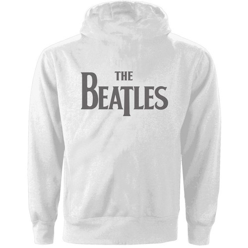 Hanorac Dama The Beatles Drop T Logo