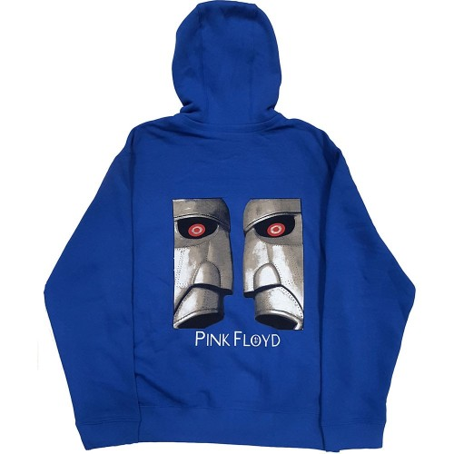 Hanorac cu Fermoar Pink Floyd: Metal Heads Close Up