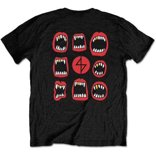 Tricou Unisex Angel Dust: Mouth Repeat