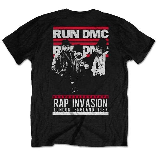 Tricou Unisex Run DMC: Rap Invasion