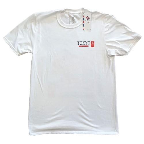 Tricou Unisex Team GB: Pagoda