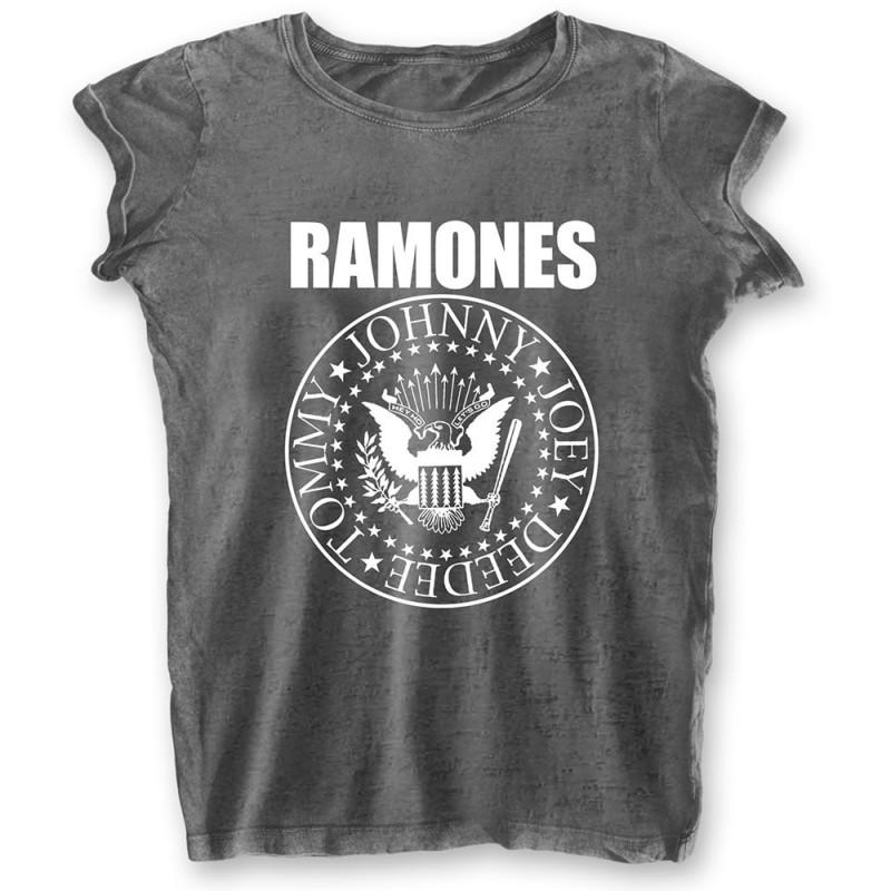 Tricou Damă Ramones Presidential Seal