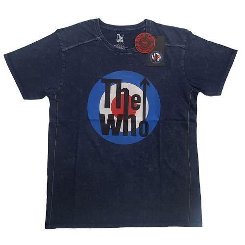 Tricou The Who Target Logo