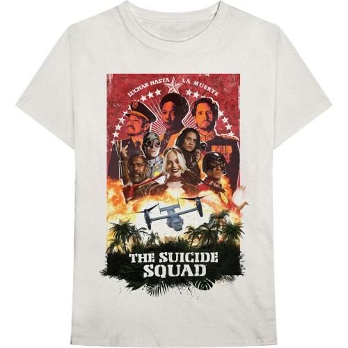 Tricou The Suicide Squad La Muete