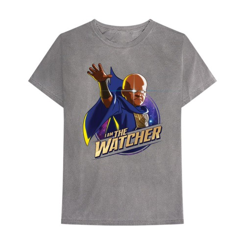 Tricou Marvel Comics What If I Am The Watcher