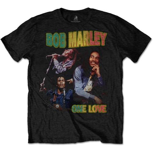 Tricou Bob Marley One Love Homage