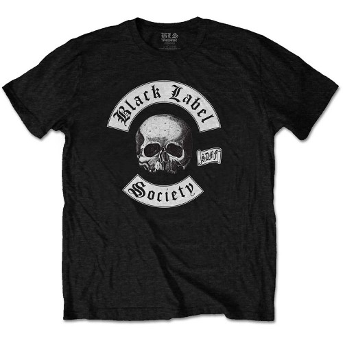 Tricou Black Label Society Skull Logo