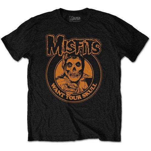Tricou Misfits Want Your Skull